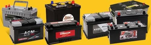Batteries de démarrage