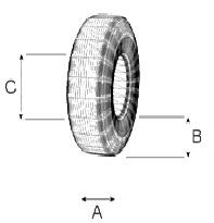 la dimension d 39 un pneu savoir lire les marquages chiffr s sur un pneu. Black Bedroom Furniture Sets. Home Design Ideas