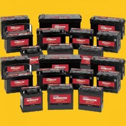 Batterie 12V 45Ah 390A HANKOOK